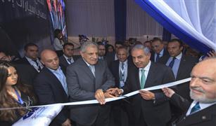 """بحضور محلب ووزير """"الصناعة"""".. غبور تحتفل بافتتاح مركز تدريب إمبابةبعد التطوير"""