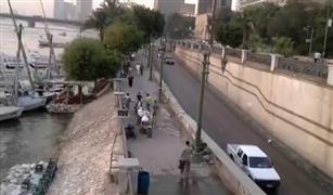 إغلاق جزئي وتحويلات بكورنيش النيل لإجراء أعمال كهرباء بمحور روض الفرج