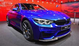 BMW تكشف عن الوحش عالي الأداء CS M4 مودیل 2018