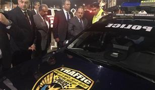 بالصور.. وزير الداخلية يتابع استعدادات قوات الشرطة بشرم الشيخ لتأمين منتدى الشباب