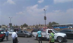 سحب 314 رخصة وحجز 7 مركبات بدون لوحات في حملات مرورية بالقاهرة