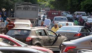 شهدت محافظة القاهرة خلال الذروة الصباحية معدلات سير عادية علي كافة المحاور