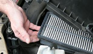 متي يجب تغيير فلتر الهواء في سيارتك؟