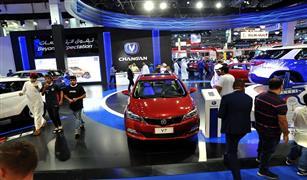 شانجان تستعرض طرازاتها الجديدة لعام 2018  في المعرض السعودي الدولي للسيارات