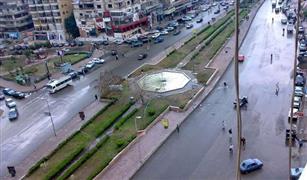 إغلاق جزئي لشارع العروبة لتنفيذ أعمال إنشائية بمحطة مترو أرض المعارض