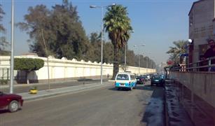 إغلاق جزئي للطريق أمام محطة كوبري القبة والقصر الجمهوري لتنفيذ بيارات صرف صحي