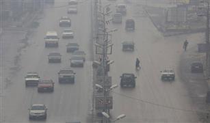كثافات مرورية عالية على محاور القاهرة والجيزة والطرق السريعة بسبب هطول الأمطار