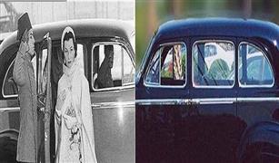 """تعرف على سيارات لملكة """"ناريمان""""الزوجة الثانية للملك فاروق"""