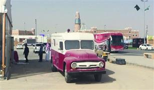 بالصور .. تعرف على اول سيارة إسعاف سعودية استخدمت لنقل الحجاج