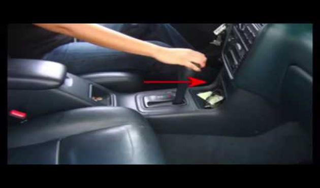 الأوتوماتيك -القواعد الصحيحة للتوقف والسير بالسيارة