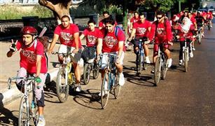 بمشاركة80 متسابق انطلاق مسيرة لقائدي الدراجات النارية مارس المقبل