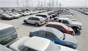 """في مطار أبو ظبي.. سيارات فضل أصحابها تركها """"أرخص"""" من دفع رسوم الانتظار"""