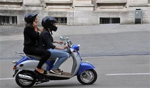 فكرة رائعة لتجاوز الشوارع المزدحمة وقت الذروة