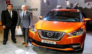 «نيسان» تطرح سيارة «كيكس» الجديدة كليًا من فئة «كروس أوفر» بالشرق الأوسط