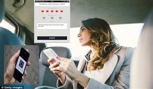 هل تعلم أن سائق أوبر يقيمك كعميل للشركة بعد كل رحلة؟