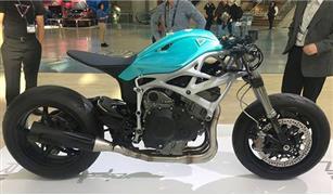 الإعلان عن أول دراجة نارية بتقنية الطباعة ثلاثية الأبعاد