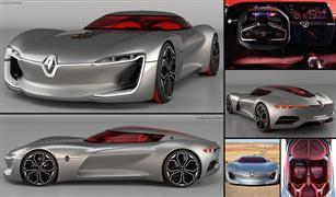 «رينو Trezor »تحصل على جائزة أفضل تصميم سيارات لعام 2016بمعرض جنيف
