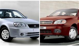 أرخص ١٠ سيارات جديدة بعد تخفيض الأسعار في السوق المصرية