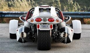 «سيكل كار»متعة الدراجة النارية وأمان السيارة