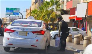 دراسة.. 70 % من سيارات الأجرة تتجول بدون ركاب في السعودية