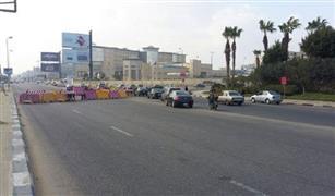 تحويلات مرورية بشارع التسعين بالتجمع تستمر لمدة شهر