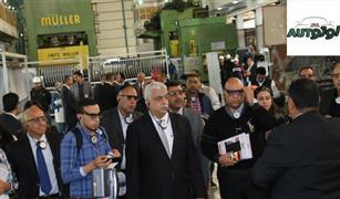 """بالصور والفيديولأوتو  :""""عقدة الخواجة"""" تتآكل أمام الآيادي المصرية.مصانع عملاقة  لقطع غيار الات تضاهى الأوروبية"""