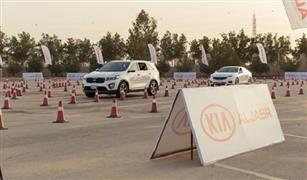 شركة سعودية  تتيح للجمهور تجربة سيارات كيا 2017