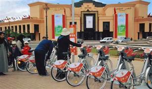 البيئة تبدأ نظام (دراجات الخدمة الذاتية) بعد إقامة مسارات للدراجات بالمحافظات لأول مرة في مصر