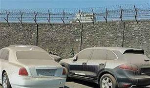 جلسة مزاد على السيارات المتنازل عنها بمطار القاهرة من الأفراد والهيئات الدبلوماسية