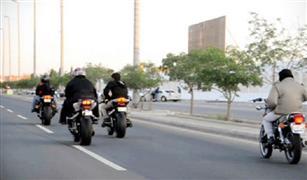 العقيد عماد حماد: منع سباقات الدرجات النارية بالنزهة وطريق المطار