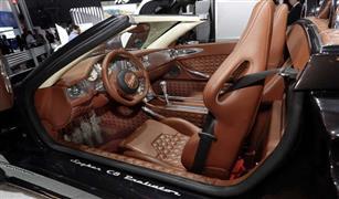 بالصور.. سيارات يدوية الصنع في معرض  نيويورك الدولي الـ 117