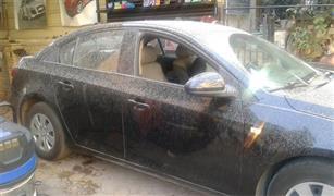 «الأهرام أوتو» داخل مركز غسل السيارات.. بالفيديو: طريقة احترافية للتنظيف دون أي أضرار