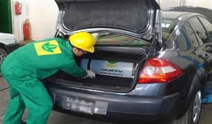 مقترح لـ«البترول» بتخفيض الجمارك على السيارات التي تعمل بـ«الغاز»