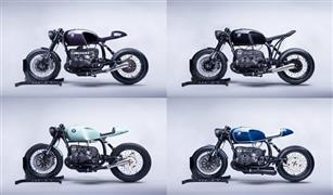 دراجة كلاسيكية من بى ام  ينتج منها 10 نسخ فقط فى العالم