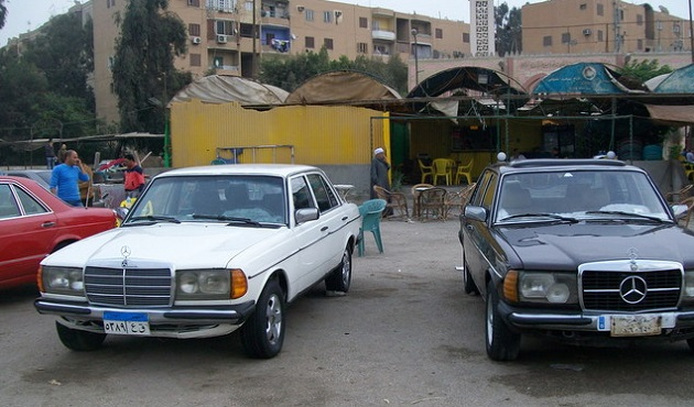 29cd1fcbe بالصور.. أسعار سيارات مرسيدس المستعمل في مصر موديلات (1976-2016 ...