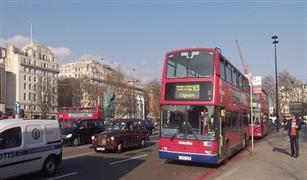 لندن تعلن خطة لفرض رسوم على سائقي المركبات للحد من تلوث الهواء