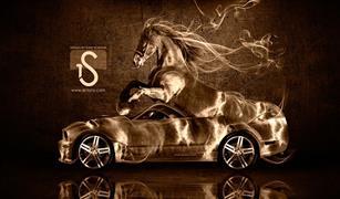 كانت خدعة تسويقية.. هل تعلم قصة اختيار الحصان ليكون وحدة قياس قوة السيارات؟