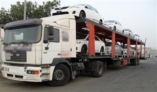 جمارك السويس تفرج عن  566 سيارة في مارس الماضى