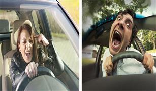 المرأة أم الرجل.. أيهما أكثر غضبًا خلف عجلة القيادة؟.. دراسة أمريكية تجيب
