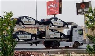 بالصور.. موديل جديد ينضم لأسطول سيارات الشرطة المصرية.. تعرف عليه