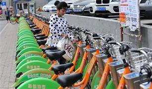 تطبيقات مشاركة الدراجات تشعل المنافسة بين الشركات المصنعة في الصين