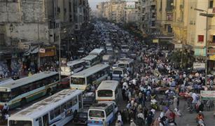 مرور القاهرة تنصح بالابتعاد عن مناطق الأزهر والحسين والعتبة