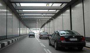 مرور  القاهرة :امتداد حركة السيارات بنفق سيارات الأزهر حتى الثانية صباحا خلال شهر رمضان