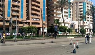 إغلاق شارع امتداد مكرم عبيد اتجاه سيتى ستارز وطريق النصر لمدة أسبوع