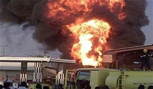محافظ القليوبية يكرم سائق لشجاعته في انقاذ محطة بنزين بالقناطر الخيرية من الحريق