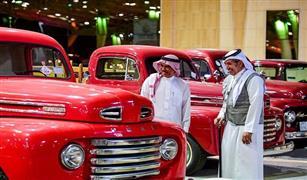 بالفيديو   :45 مليون ريال قيمة   300 سيارة كلاسيكية في مهرجان  القصيم للسيارات