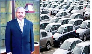 120 سيارة مستعملة ومواتير وارد الخارج.. تعرف على مبيعات مزاد جمارك سيارات القاهرة