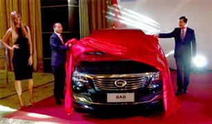 """إنتاج السيارة رقم مليون في مصنع  """"جي أيه سي موتور"""""""