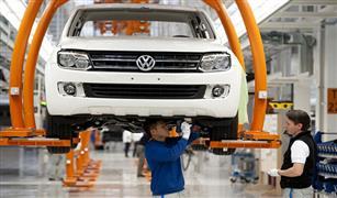 """رسميا بالفيديو.. مصنع """"فولسفاجن"""" فى الجزائر ينتج 100 ألف سيارة سنويًا من أوكتافيا وبولو"""
