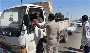 ضبط 201 حالة قيادة تحت تأثير المواد المخدرة خلال أسبوع فى رمضان